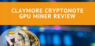 Claymore CryptoNote GPU Miner Review