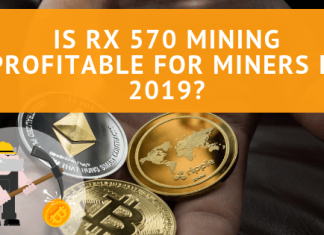 Is RX 570 Mining Profitable for Miners in 2019?