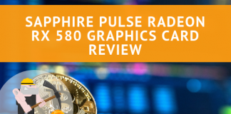 Sapphire Pulse Radeon RX 580 Graphics Card Review 2019